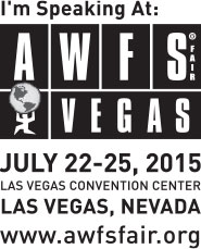 AWFS 2015 Logo Black - I'm Speaking At