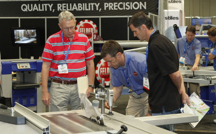 The industry's newest advances are on full display at AWFS®Fair.